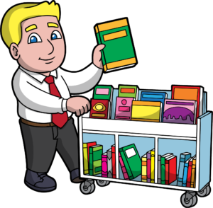 Lots of books to read. You want to ensure they're written well!